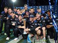 New Zealand defend 246 on McCullum's ODI farewell