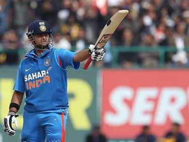 Want Raina to bat No 4 keeping World T20 in mind: Dhoni