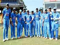 India ans Sri lanka will fight in under-19 world cup semifinal