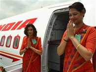political pressure on Air India to reinstate sacked cabin crew