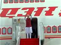 This has been a short, memorable and rewarding visit: PM modi