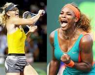 Serena, Sharapova set for Wimbledon semi-final showdown