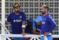 Indian test team to play first warm up game today morning