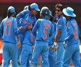 महिला विश्व कप: भारतीय टीम की नज़र सेमीफाइनल में जगह बनाने पर