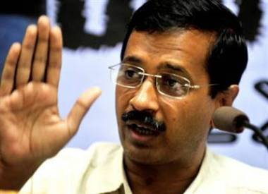 kejriwal give explanation on DLF answer