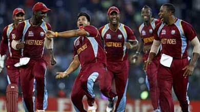 West Indies New World Champion In T20