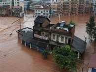 Mujig storm caused 19 deaths in China