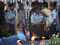 Sachin Tendulkar attends 83rd Air Force celebrations
