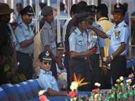 Sachin Tendulkar attends 83rd Air Force celebrations