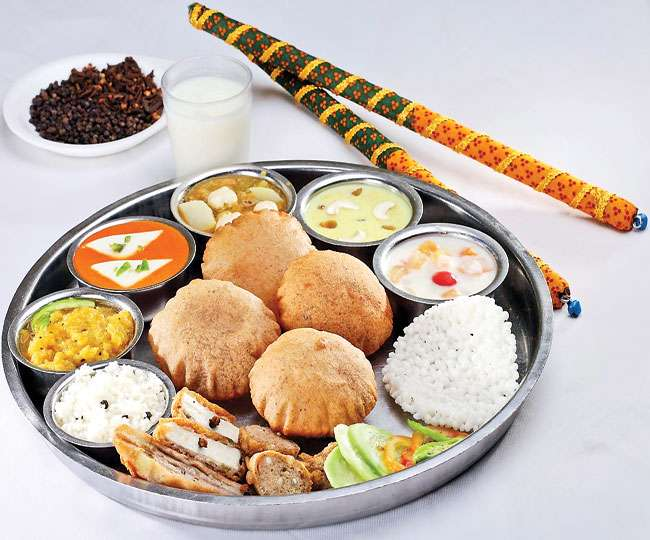 Reduce calories this Navratri