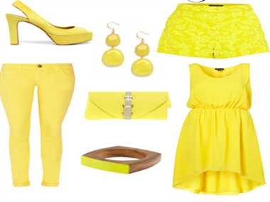 Today's Color and fashion