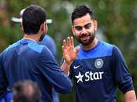 Kohli on second spot in ICC ODI rankings