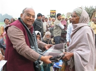civic blanket distributed