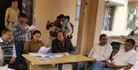 Saraswati Puja bring peace committee meeting