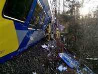 train accident in Germany