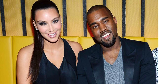 Kim Kardashian and Kanye West will tie the knot on 24 May