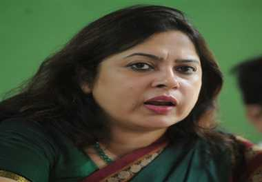 meenakshi lekhi comment on arvind kejriwal