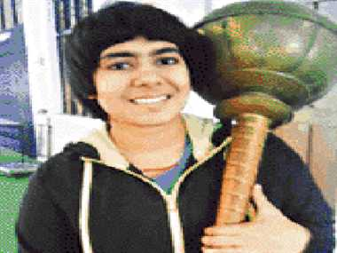 daughter of Hind wants to win universe