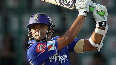 IPL 2013 : Rahul Dravid fined for slow over rate