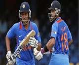 बाल-बाल बची टीम इंडिया, लग सकती थी ये बड़ी 'चोट', देखें वीडियो