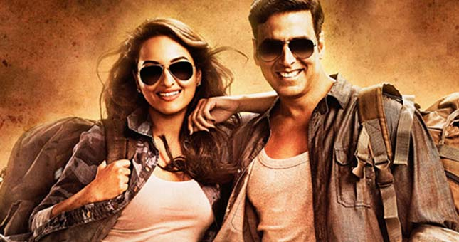 Akshay Kumar's Holiday collects 40 crore in first weekend