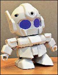 Robot secretary will work