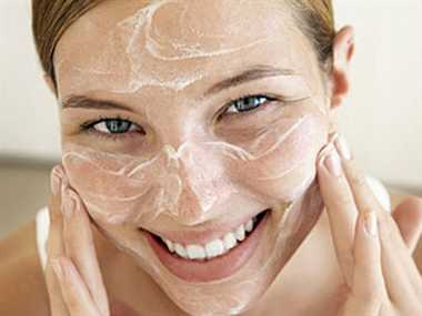 Home facial in 10 minutes