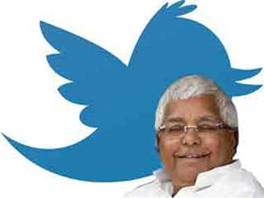Lalu challanges NaMo to come on dabate table