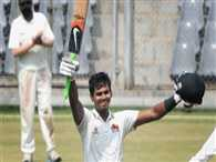 Shreyas scores double ton against Punjab in Ranji Trophy