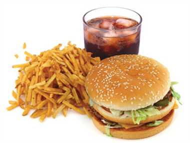 Junk food for health