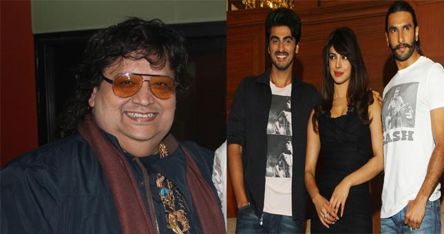 there will be a bengali song in film 'Gunday'