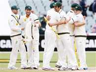 Johnson lead Aussies two second consecutive Ashes test victory