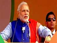 Ramlila Maidan gears up to host PM Narendra Modi