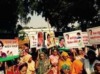 congress workers demand for change party president and vice president