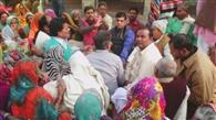 BDO public meetings in five panchayats