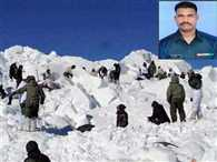 Siachen lone survivor Hanumanthappa is a yoga expert