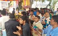 Akhand Kirtan honor life of the Devi temple