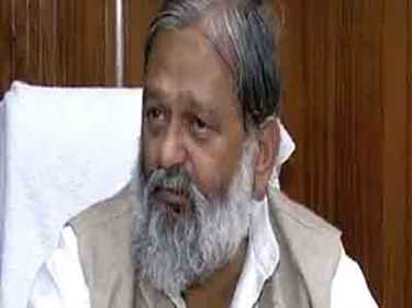 anil vij controversial statement on beef