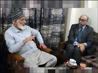 pakistan high commissioner to india abdul basit meets syed geelani, says no policy shift on Kashmir