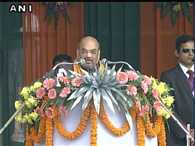 Amit Shah says NDA Govt will do the work of providing employment to the people of Assam and Bodoland