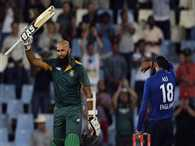 South Africa defeats England in a high scoring ODI
