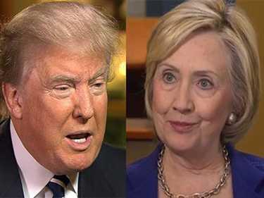Donald Trump Bernie Sanders win New Hampshire primaries