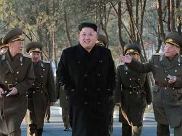 North Korea Kim Jong un executes chief of military on corruption charges