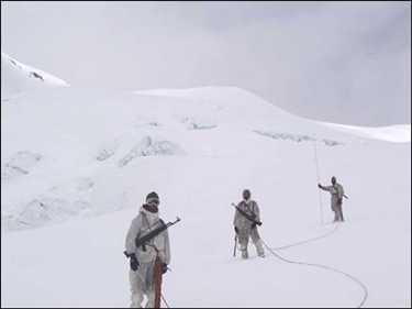 800 lives have lost in Siachen in 12 years
