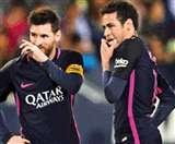 ला लीगा में बार्सिलोना की सनसनीखेज हार, खिताब की दौड़ से बाहर
