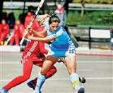 भारतीय महिला हॉकी टीम विश्व लीग राउंड 2 के फाइनल में