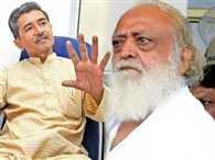 Prajapati, a key witness in the murder case of Asaram disciples felt on murder charges