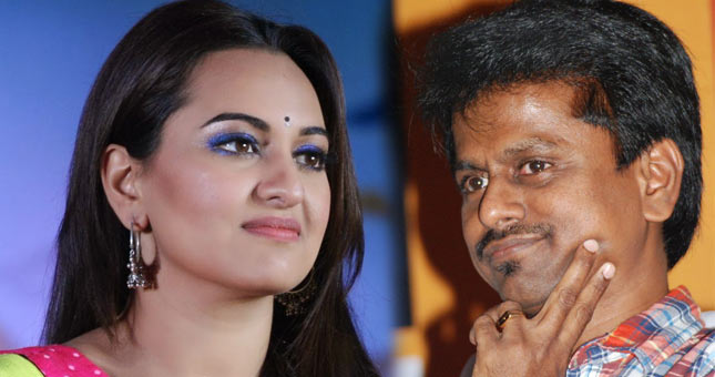 Sonakshi Sinha confirms she's in Murugadoss' woman-centric actioner