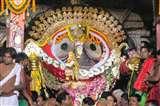 जगन्नाथ मंदिर में स्नान पूर्णिमा उत्सव, हजारों कलश आस्था जल से भगवान का स्नान