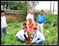 पर्यावरण संतुलन के लिए पौधरोपण जरूरी